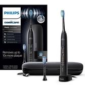 Philips【美國代購】飛利浦 電動牙刷Sonicare ExpertClean 7500 藍牙HX9690/05 - 黑色