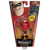 特價 迪士尼皮克斯 動畫電影 超人特攻隊2 4吋公仔組W1 超能先生 彈力女超人 小傑 TOYeGO 玩具e哥