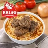 【KK Life-紅龍免運組】腱心牛肉麵2盒(蕃茄腱心/紅燒腱心)-2種口味任選