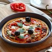6/8/9寸披薩盤pizza盤家用烤盤烘焙模具   聖誕節全館免運
