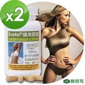 【赫而司】纖美Svetol法國專利綠咖啡豆膠囊(60顆x2罐)特濃綠原酸CGA