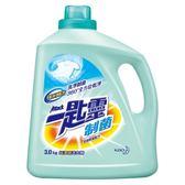【一匙靈】制菌 超濃縮 洗衣精3.0kg x4入/箱購-箱購