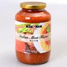 【美味大師】義大利麵醬-義式肉醬 720g