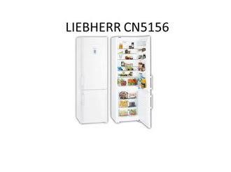 LIEBHERR 德國 利勃 CN5156 獨立式上下門冰箱 (442L)【零利率】