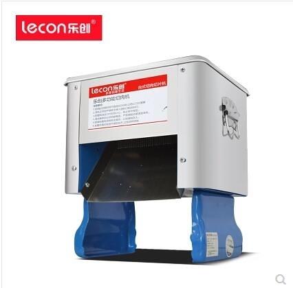 【220V】切肉片機商用全自動切肉機電動切菜切絲機家用