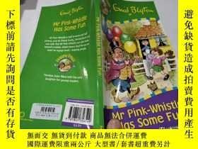 二手書博民逛書店mr罕見pink-whistle has some fun粉紅哨子先生玩得很開心Y212829 不祥 不祥