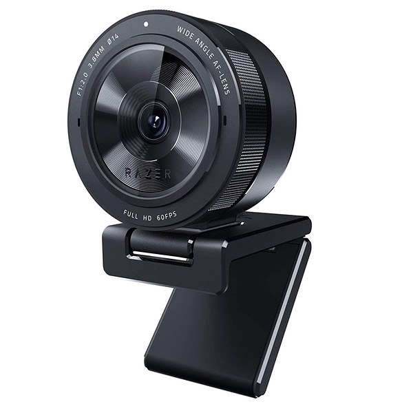 Razer 雷蛇 Kiyo Pro 網路直播 視訊 1080p 攝影機 視訊鏡頭 RZ19-03640100-R3M1 webcam