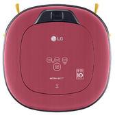 【91 3c】【現貨】 LG 清潔機器人 (WiFi 變頻版)  桃紅色  VR66713LVM