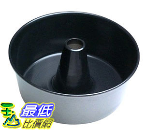 [105美國直購] Nordic Ware 50942AMZ 蛋糕模具 烤盤 Heavyweight Angel Food Cake Pan, 10 Inch