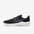 Nike Downshifter 11 [CW3411-001] 男鞋 慢跑 運動 休閒 輕量 支撐 緩衝 彈力 黑 藍