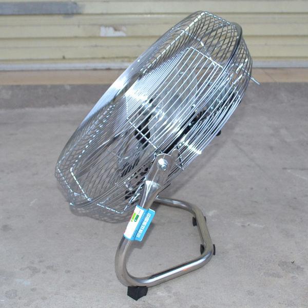 金羚商用攝影舞台工業扇爬地扇家用台式電風扇大功率落趴地扇igo 3c優購
