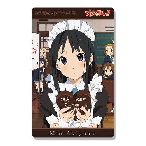 【2012 漫博會】悠遊卡貼紙-K-ON!!輕音部P2(2)