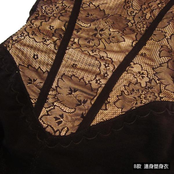 塑身衣 機能派防駝連身雕塑衣(黑色M-XXL)-伊黛爾