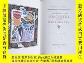 二手書博民逛書店【罕見】1982年《巨人傳》 Gargantua and Pan