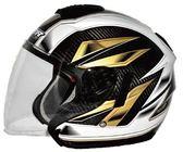【東門城】M2R CF-1 #1 CF1 半罩式安全帽 3/4碳纖維安全帽內襯全可拆洗