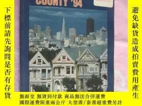 二手書博民逛書店San罕見Francisco & San Mateo Count