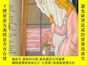 二手書博民逛書店【罕見】1928年巴黎出版,稀少版《波德萊爾惡之花》精美彩色版畫