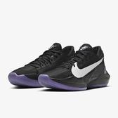 NIKE系列-Zoom Freak 2 男款黑紫色運動籃球鞋-NO.CK5424005