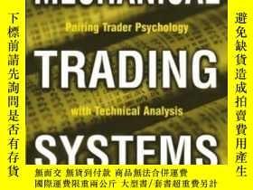 二手書博民逛書店Mechanical罕見Trading SystemsY364682 Richard L. Weissman