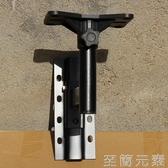 投影機壁架掛架投影儀吊架音箱牆面托架通用型大托盤床頭支架鋼板 雙十二全館免運