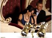 望遠鏡-女士觀劇雙筒望遠鏡高清便攜復古時尚迷你悅目話劇舞臺劇觀劇專用 東川崎町