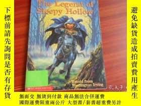 二手書博民逛書店The罕見Legend of Sleepy Hollow 《斷頭