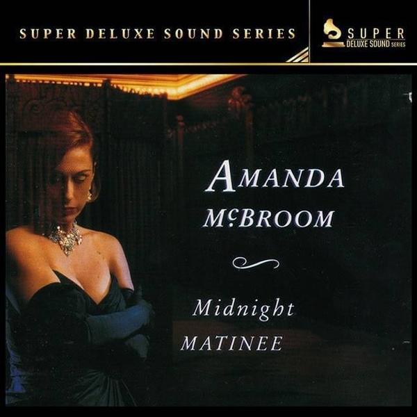 【停看聽音響唱片】【CD】阿曼達:子夜場 Amanda McBroom:Midnight Matinee (精裝版)
