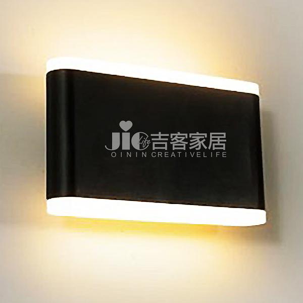 [吉客家居] 戶外燈 JW227-227A  防水戶外燈 金屬烤漆造型時尚後現代工業餐廳民宿咖啡館居家
