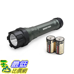 手電筒 MOSSY OAK Tactical LED Flashlight, Bright Torch 360 Lumens, 3 Modes, Water Proof IPX4