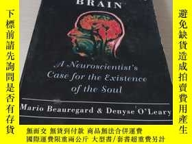 二手書博民逛書店the罕見spiritual brain - a Neuroscientists case for the exi