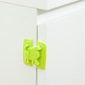 小狗造型移動安全鎖 兒童 防護 冰箱 櫥櫃 鎖扣 防夾 掉落 保護 直角 黏貼【Q311】米菈生活館