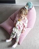 【全館】82折ins兒童懶人沙發可愛客廳陽臺飄窗坐墊臥室單人沙發可拆洗中秋佳節