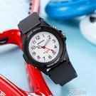 中考考試專用手錶女機械男學生高中初中靜音高考電子錶指針式石英 3C優購