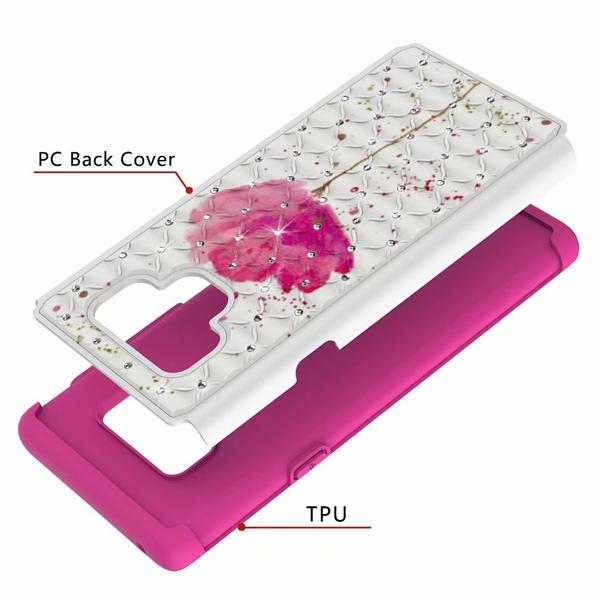 三星 Note9 Note8 S9 S9 plus S8 S8 plus 二合一彩繪殼 手機殼 全包邊 防摔  保護殼