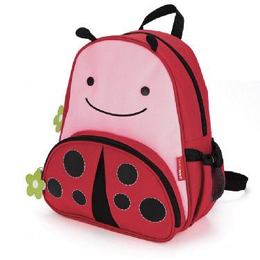 兒童背包 孩童小背包 Skip Hop 動物背包-瓢蟲 Zoo Pack Ladybug - SH2102100