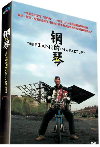 鋼的琴 DVD (音樂影片購)