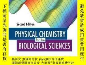 二手書博民逛書店Physical罕見Chemistry for the Biological Sciences, 2nd Edit