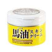 日本【Loshi】馬油保濕乳霜 220g
