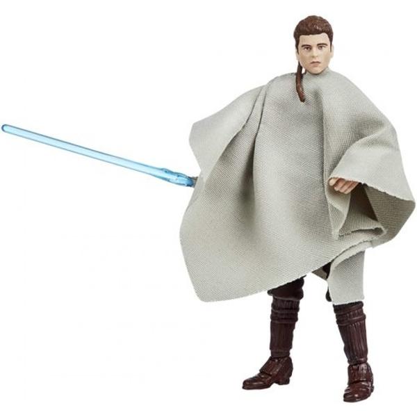 《 STAR WARS 星際大戰 》S3#經典3.75吋人物組 - Anakin Skywalker (Peasant Disguise) / JOYBUS玩具百貨