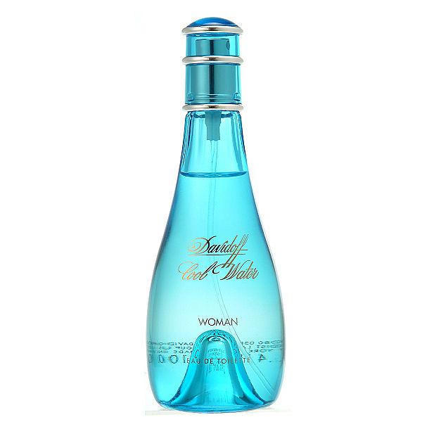 Davidoff Cool Water 冷泉女性淡香水 50ml 無外盒包裝