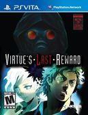 PSV Zero Escape: Virtue s Last Reward 極限脫逃 ADV 好人不長命(美版代購)