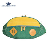 【COLORSMITH】UOC・隨行中腰包-綠色・UOC1313-GN