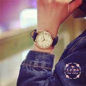 手錶  復古皮帶錶時裝情侶