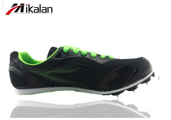 佳杰釘鞋田徑短跑男女學生中考體育兒童大小碼跑步釘子鞋30-46碼
