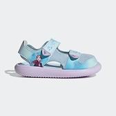 Adidas Water Sandal Ct C [FY7900] 中童鞋 涼鞋 休閒 冰雪奇緣 愛迪達 水藍 淺紫