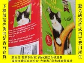 二手書博民逛書店sid罕見the speedy Kitten:希德是一只敏捷的小貓Y200392