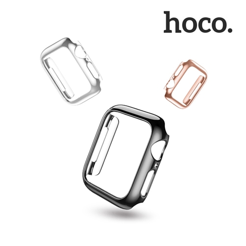 hoco Apple Watch 守護者PC殼 Series 4 代 40 44 mm 蘋果手錶 保護殼 防撞 電鍍工藝 錶殼