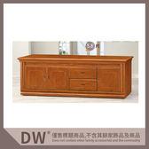 【多瓦娜】19058-408003 蘇格蘭檜木實木5.8尺矮櫃(#1760)