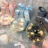 禮物盒禮品盒子精美 韓國簡約生日禮品包裝盒伴手禮盒子空 概念3C旗艦店