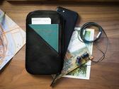 alto 皮革手機收納包 - 渡鴉黑【可加購客製雷雕】皮革保護套 護照夾 手拿包 皮夾 長夾